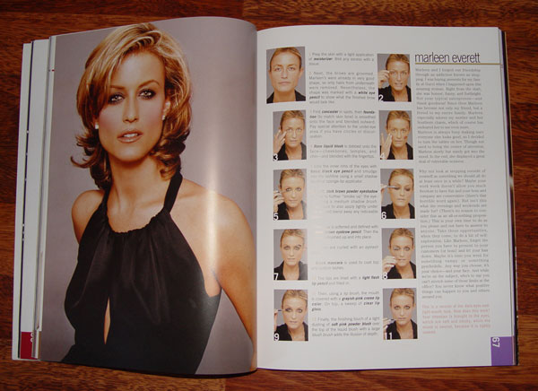 Make-up book
