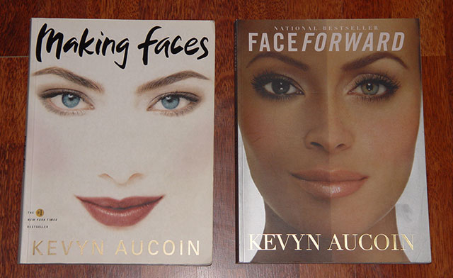 make-up books