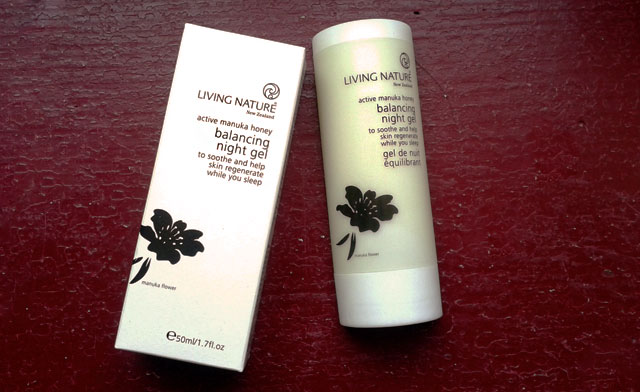 living nature cosmetics
