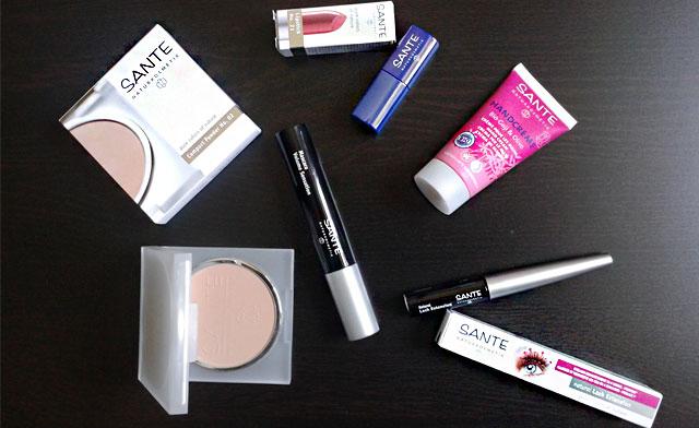 Sante make-up