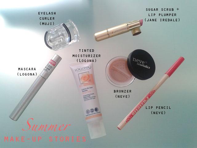summer make-up