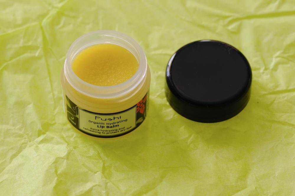 Fushi Organic Hydrating Lip Balm review