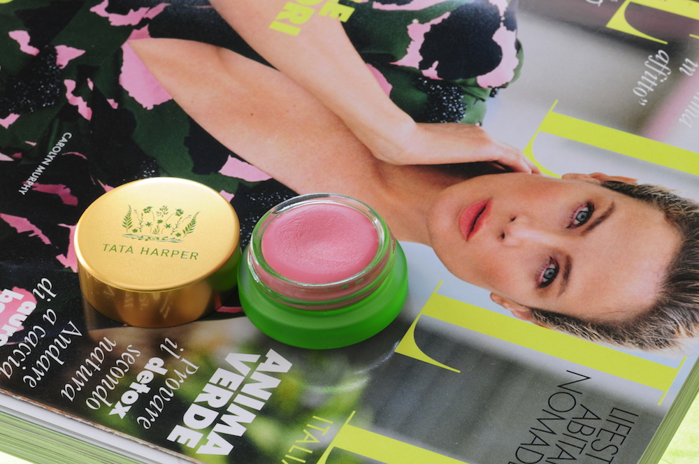tata harper volumizing lip and cheek tint