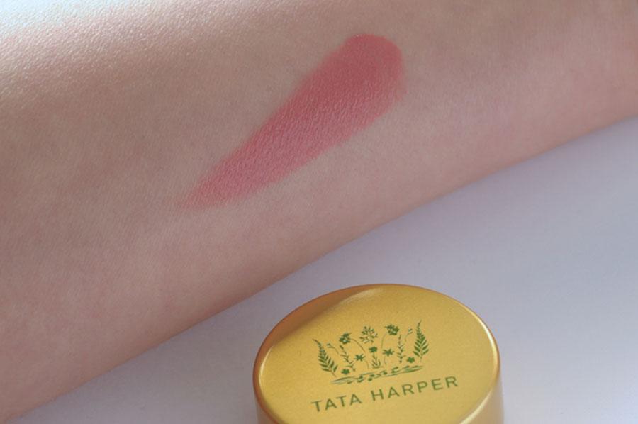 Tata Harper Volumizing Lip & Cheek Tint swatch