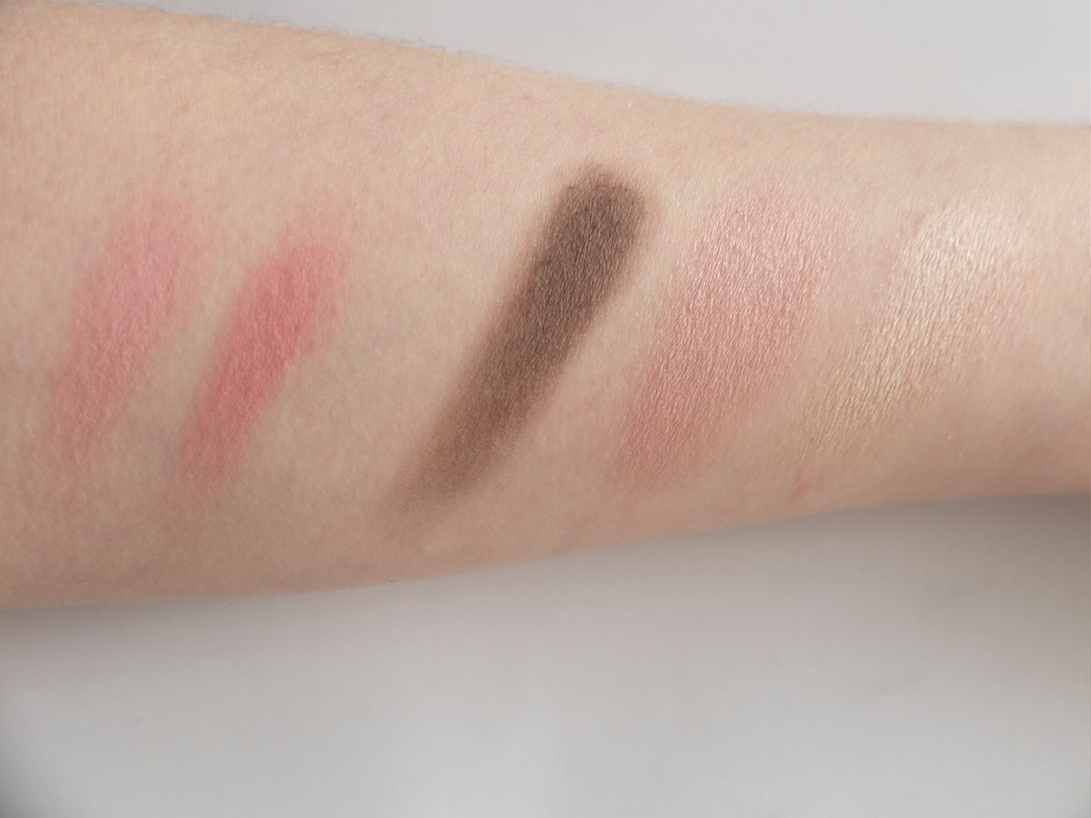 dr.hauschka swatches