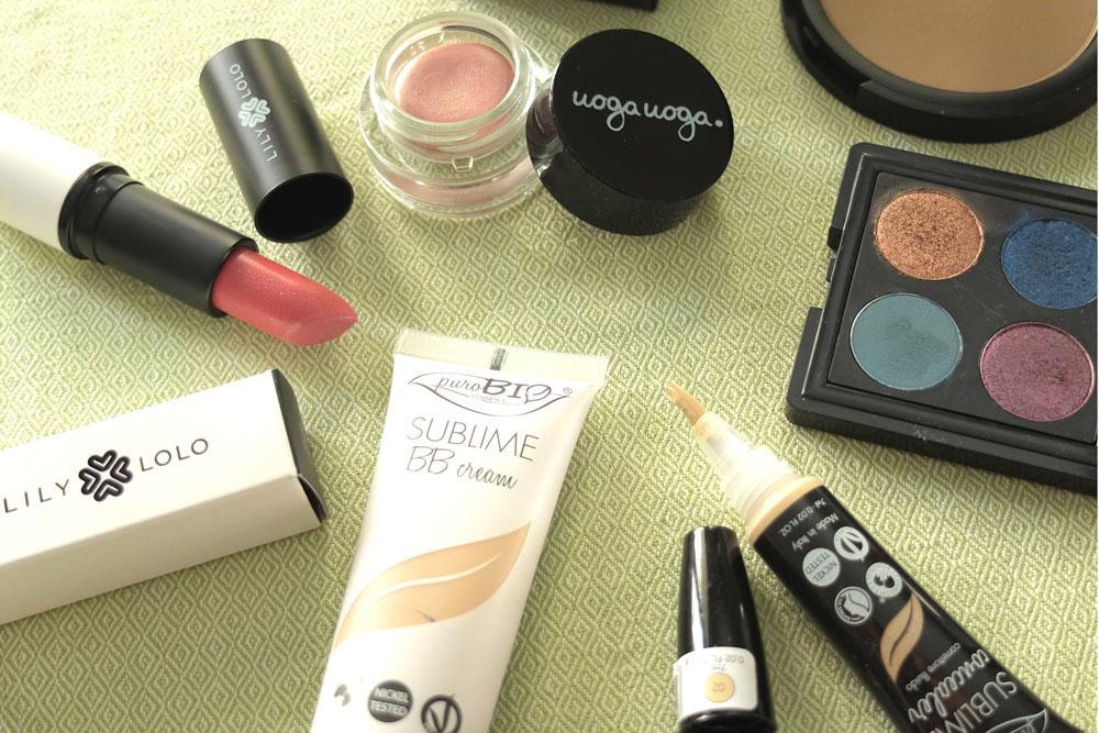 purobio cosmetics, lily lolo, uoga uoga review