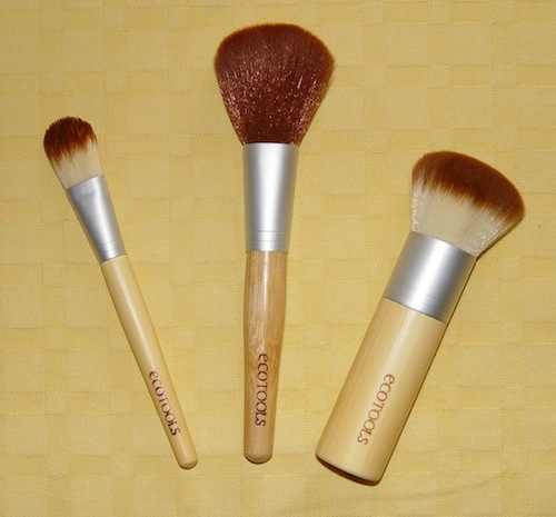 EcoTools makeup brushes review