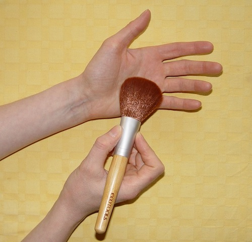 EcoTools powder brush review