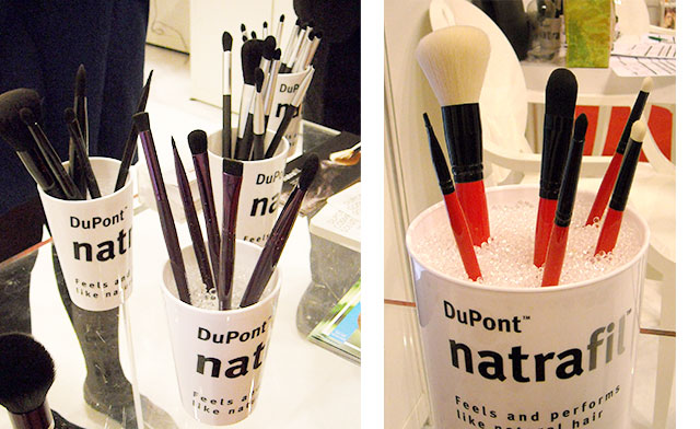 Natrafil brushes