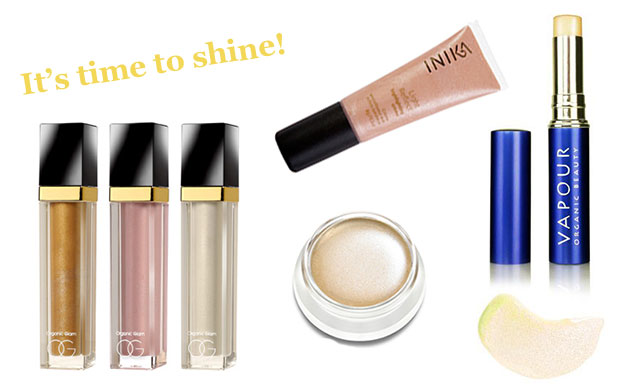how to apply highlighters