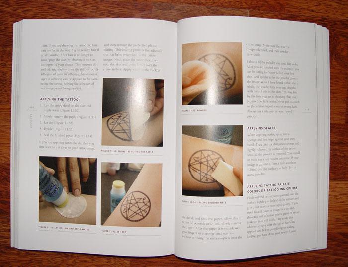 Make-up book