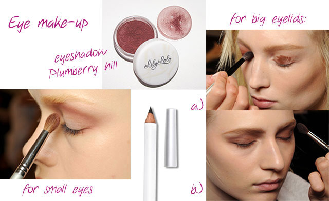 Lily lolo make-up
