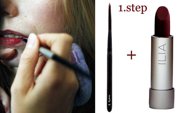 Ilia lipstick Femme fatale
