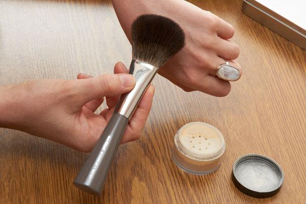 Da Vinci Synique make-up brushes