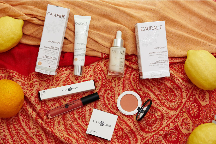Caudalie and Lily lolo review