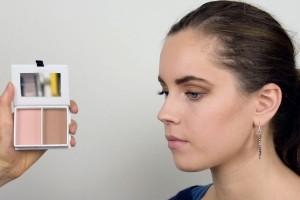 Elegant evening makeup video tutorial