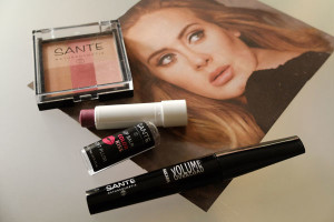 Get the glow with Sante make-up!
