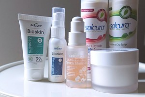 Natural skincare for eczema and psoriasis