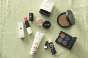 Summertime natural makeup