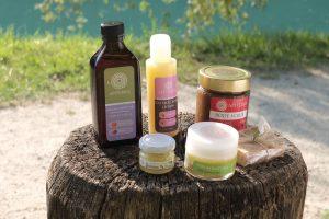 Apiterra organic cosmetic comeback